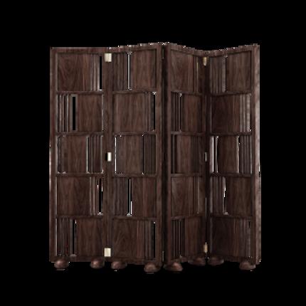 Objets de décoration - Wordsworth Écran pliant - Wood Tailors Club