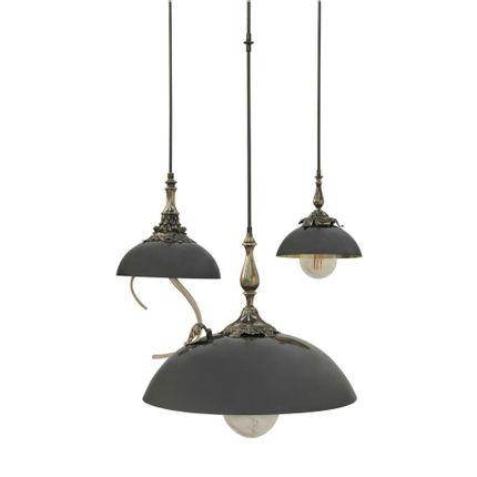 Hanging lights - TRIPTICO Suspension Lamp - BOCA DO LOBO