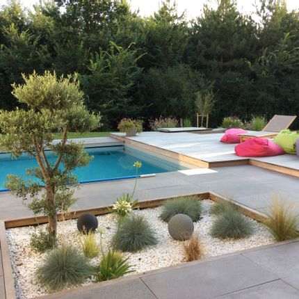Outdoor coverings - Outdoor contemporary pavements - ROUVIERE COLLECTION