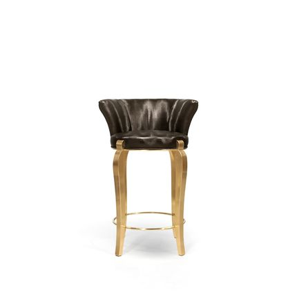 Chaises - Deliciosa Bar Stool  - KOKET