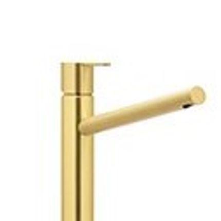 Bathroom furniture - Origin II Mounting Floor Mixer - MAISON VALENTINA