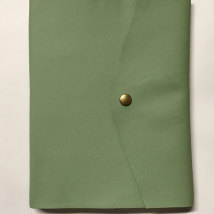 Stationery store - Softcover leather notebook, 12 x 17 - LEGATORIA LA CARTA