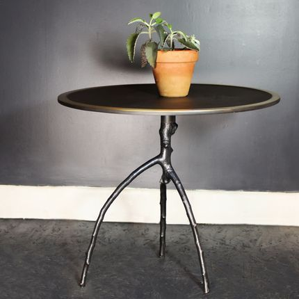 Coffee tables - Bronze sauvage table - PLUMBUM