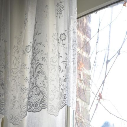 Curtains / window coverings - Lena Lace Curtain - PIMLICO