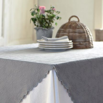 Kitchen fabrics - Delphine Jacquard cotton - PIMLICO