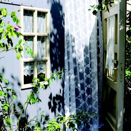 Curtains / window coverings - Amelia curtain lace embroidered - PIMLICO