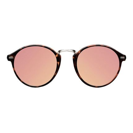 Glasses - sunglasses Polygon - tortoiseshell red lens - .POLYGON