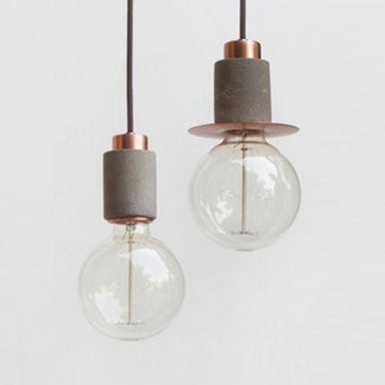 Suspensions - CL20 pendant light - Edison & Spot - ALENTES
