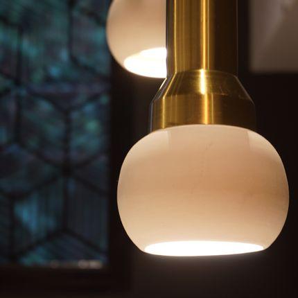 Suspensions - CL10 pendant spotlight - ALENTES