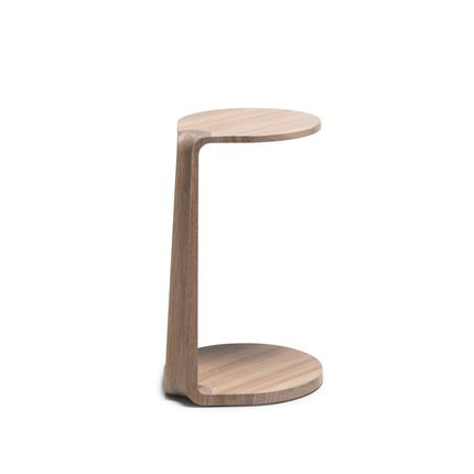 Tables de nuit - Primum Oval Side Table - MS&WOOD