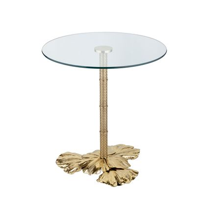 Tables - GINGKO BILOBA 01 COFFEE TABLE - IL BRONZETTO / BRASS BROTHERS