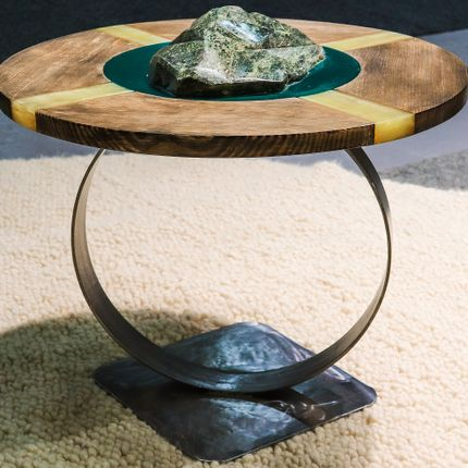 "Tables basses - Table basse ""Ring"" - HYGGE DESIGN"