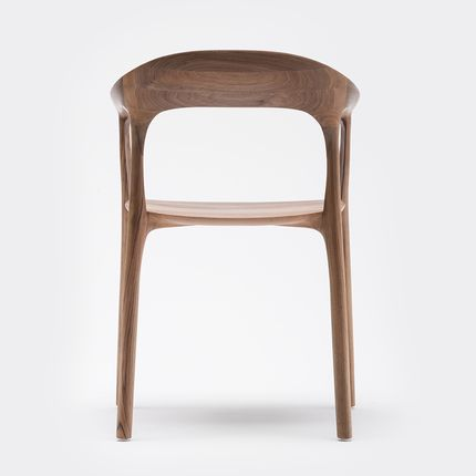 Armchairs - Elle Armrest Chair - MS&WOOD