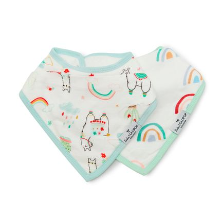 Kids accessories - Muslin Swaddle - Llama - LOULOU LOLLIPOP