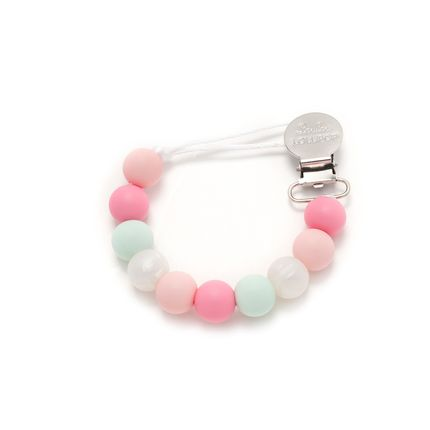Kids accessories - Silicone Pacifier Clip - LOULOU LOLLIPOP