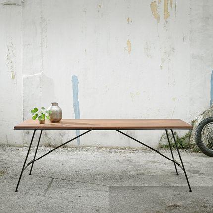Tables - Mikado Table  - METAL & WOOD