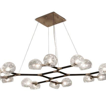 Suspensions - Lampe de suspension HORUS II - BRABBU DESIGN FORCES