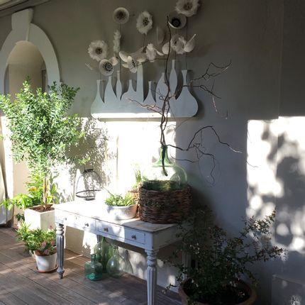 Objets de décoration - Fleurs - ALEX HACKETT