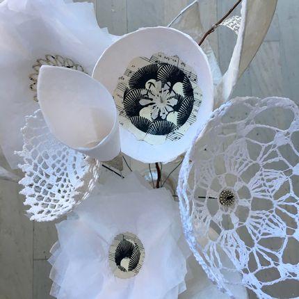 """Décoration florale - Bouquets """"Dentelle"""" - ALEX HACKETT"""