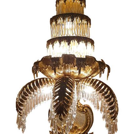 Decorative objects - Sconce Wien - OMBRES ET FACETTES