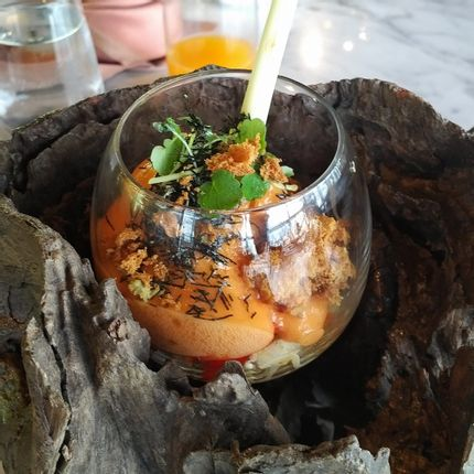Chocolate - Glass eggs - SILODESIGN - PARIS