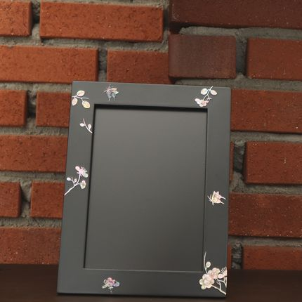 Gift - Plum Blossom Mother of Pearl Inlay Frame - SEOUL COLLECT