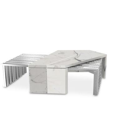 Tables - VERTIGO - LUXXU HOME