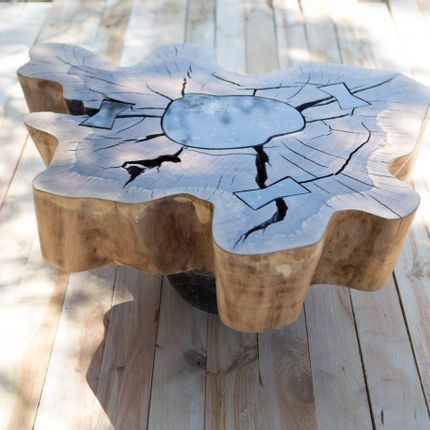 "Desks - coffee table ""Mystery"" - HYGGE DESIGN"