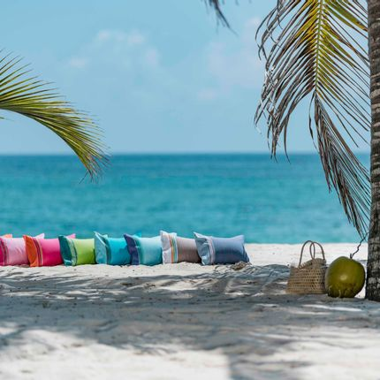 Cushions - Beach cushion - SIMONE ET GEORGES