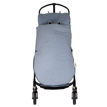 Kids accessories - Universal cotton footmuff for pushchair  - Fun*das bcn