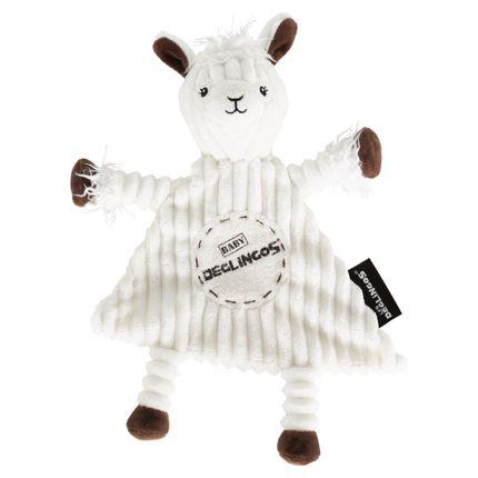 Soft toy - Baby Muchachos the llama - LES DEGLINGOS
