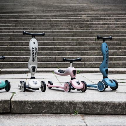 Toys - Highwaykick 1 - SCOOT AND RIDE GMBH