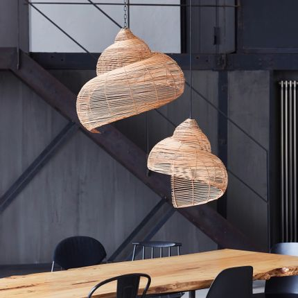 Hanging lights - Decorative OYSTER lamps - LIV INTERIOR