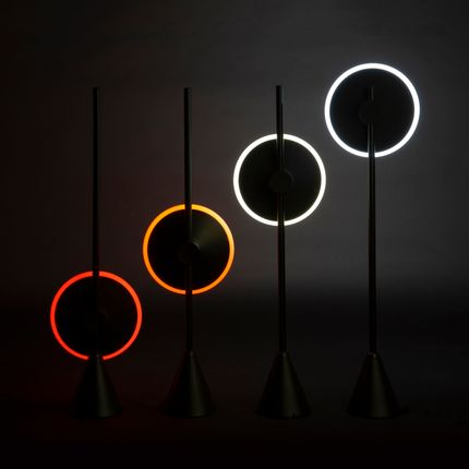Desk lamps - Dawn to Dusk - HABERDASHERY LONDON LTD
