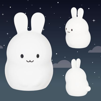 Lighting - NIGHT LIGHT: BUNNY - ULYSSE COULEURS D'ENFANCE