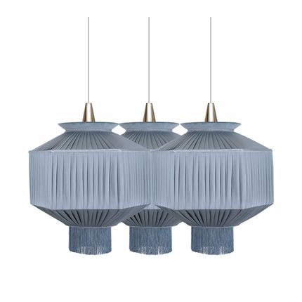 Decorative objects -  ALICE SUSPENSION LAMP - RUG'SOCIETY