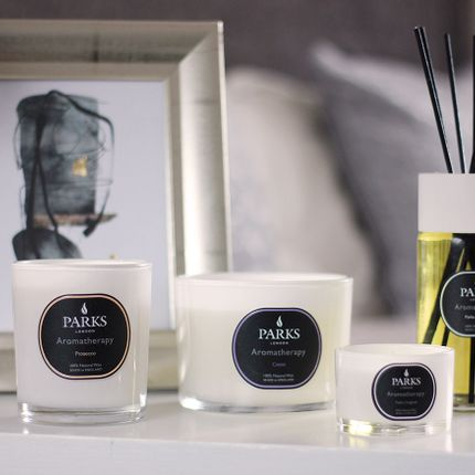 Design objects - Aromatherapy Range - PARKS LONDON
