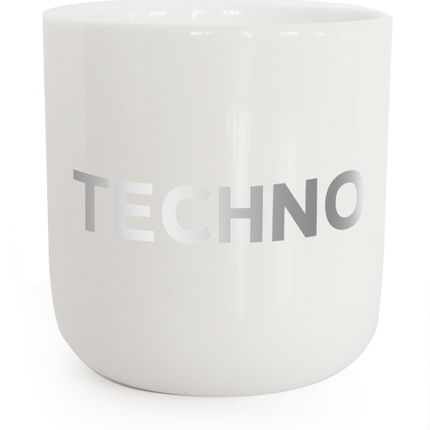 Ceramic - PLTY Mugs: Beat Silver - Limited edition - PLTY
