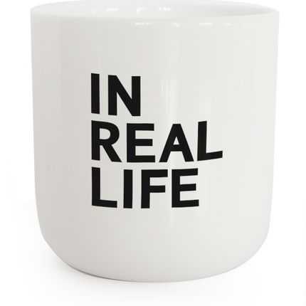 Ceramic - PLTY Mugs: Real Life - PLTY