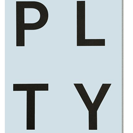 Travel accessories / suitcase - PLTY Stationery Collection - PLTY
