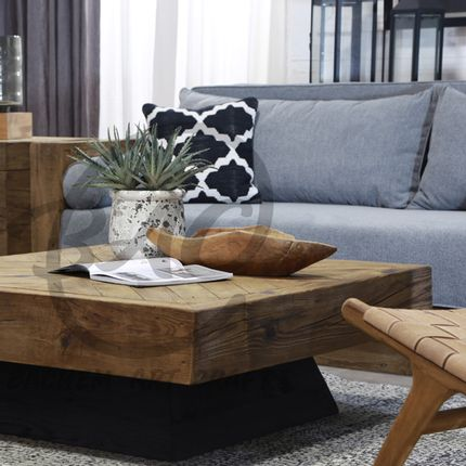 sofas - BAC old wood collection - BACHEM ART CRAFT