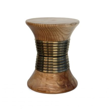 Tabourets - Padaung Stool  - COVET HOUSE