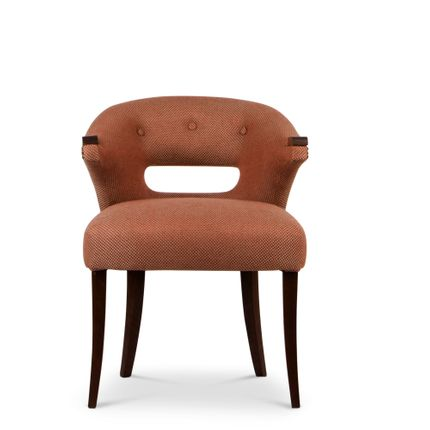 Chairs - NANOOK RARE II DINING CHAIR - BRABBU DESIGN FORCES