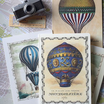 Gift - Greeting Cards - BOMO ART BUDAPEST