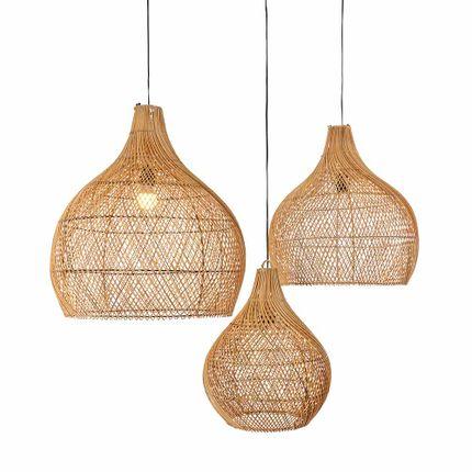 Pendant lamps - Bawang Lampshade set 3 - ORIGINALHOME