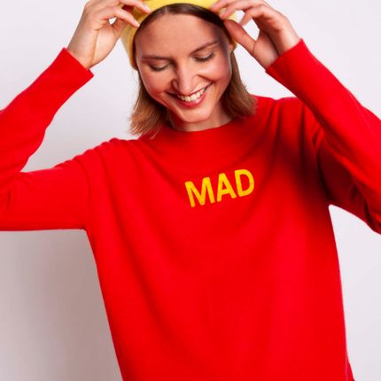 Ready-to-wear - Sweater MAD  - MADLUV CASHMERE GOES POP