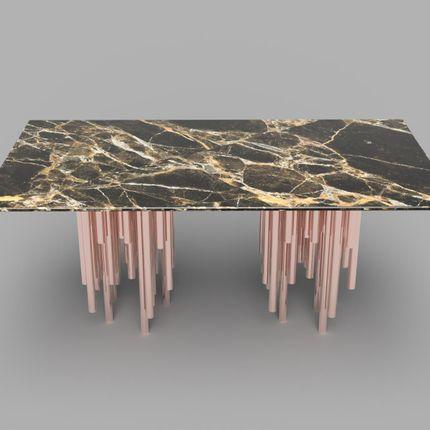 Tables - Table de salle à manger double Manuka - HIJR LONDON
