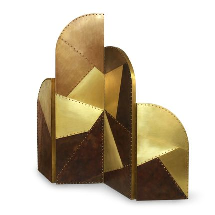 Decorative objects - CANYON Screen - BRABBU DESIGN FORCES