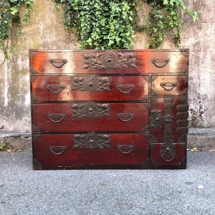 Chests of drawers - Japanese furnitures - SOPHA DIFFUSION JAPANLIFESTYLE