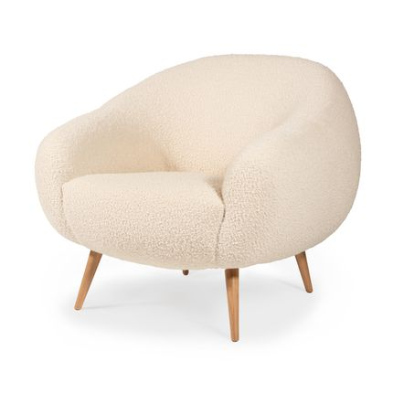 Armchairs - NIEMEYER Armchair and Sofa - INSIDHERLAND